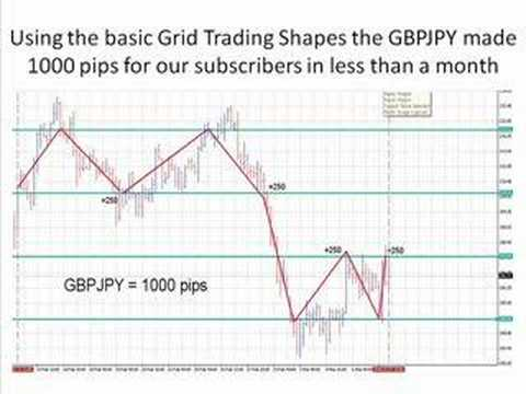 Expert4x - no-stop hedged grid forex trading system