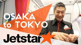 Jetstar Airlines | Tokyo to Osaka | $90 Roundtrip | Is it worth it?