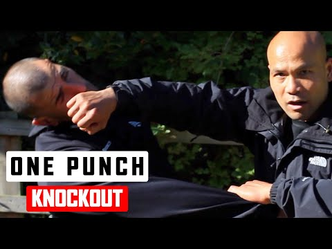 One punch knockout Lesson 1 | Wing Chun Combat ✅
