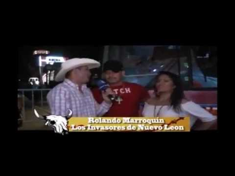 Entrevista a Rolando Marroquin de Los Invasores de Nuevo León - Lo nuevo