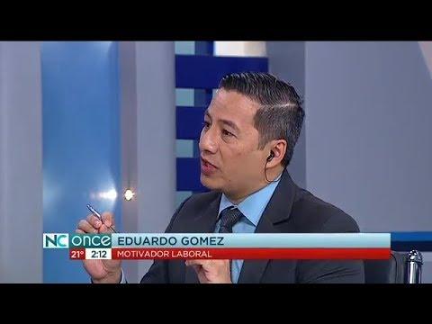 Dr. Eduardo Gómez en NC Once Síndrome Quemado (Burnout).
