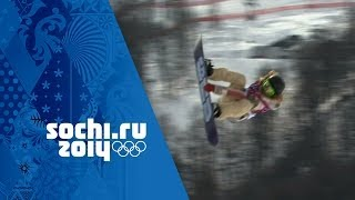 Ladies' Snowboard Slopestyle - Final - Jamie Anderson Wins Gold | Sochi 2014 Winter Olympics