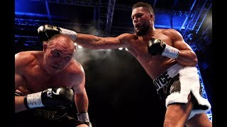 JOE JOYCE STOPS  ALEXANDER USTINOV IN THE 3RD ROUND : WHAT NEXT ?