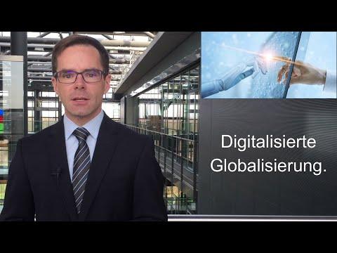 Globalisierung 3.0 - Digitale Globalisierung