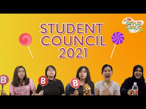 Sour Hour with MDIS Student Council 2021