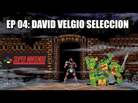 SUPER NINTENDO GAMES   DAVID VELGIO EP 04