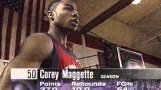 Corey Maggette - McDonald's All-American Slam Dunk Contest