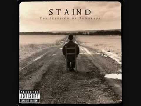 Staind - The Illusion of Progress - 02 The Way I Am