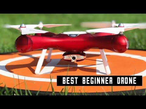 BEST BEGINNER DRONE 2018 - Syma X25W Realtime Wifi Drone Review