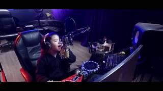 Học hát - Thu âm - Faded - học trò Huỳnh Quỳnh Như