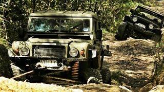 Commando Trail Coffs Harbour - Jeep - Land Rover - Toyota