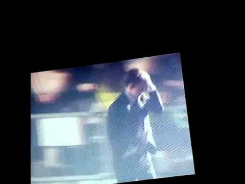 [FANCAM] 150314 Sehun was injured during RUN @ The EXO'luXion D4 in Seoul