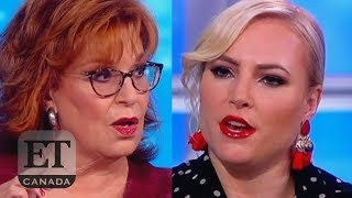 Meghan McCain And Joy Behar Fight On 'The View'