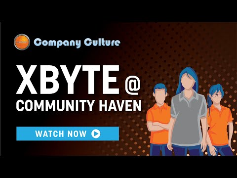 xByte Technologies Volunteers at Community Haven