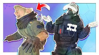 Rainbow Six Siege but nothing makes sense anymore
