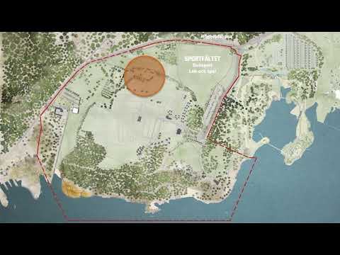 Förslag till detaljplan för Skutbergets friluftsområde