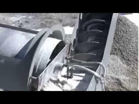 BFK Model R2 Concrete Reclaimer