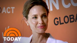 Angelina Jolie Announces She Had Her Ovaries Removed | TODAY