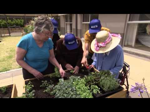 In the Garden with Kim Syrus