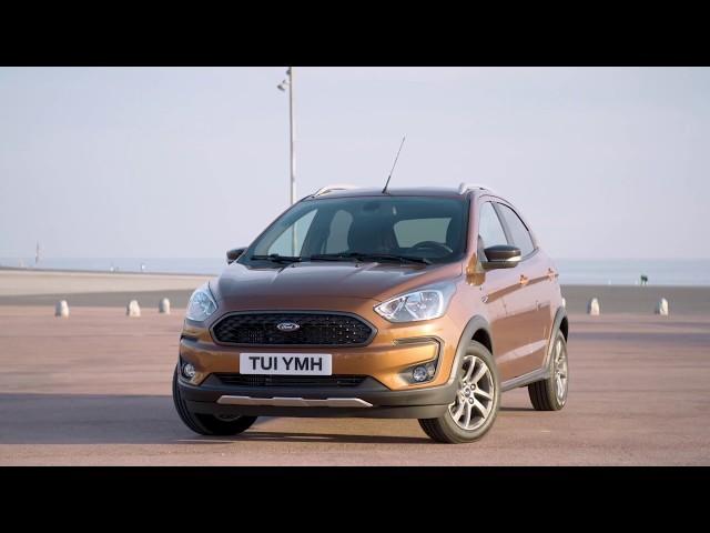 新增 Active 跨界車型 全新小改款 2018 Ford Ka+ 正式現身