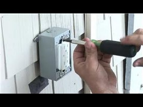 Electrical Help How To Install A Power Receptacle