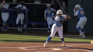 Recap: No. 1 UCLA softball sweeps No. 5 Washington in series finale