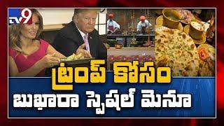 Trump's food: US President's menu besides a trade deal..
