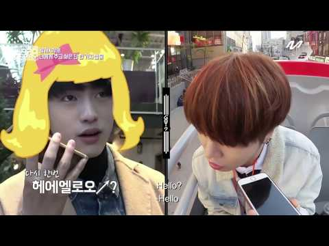 got7 pretend to be girl & prank each other