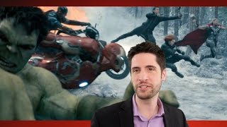 Avengers: Age of Ultron trailer 3 review