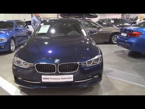 BMW 320d xDrive Touring (2016) Exterior and Interior in 3D