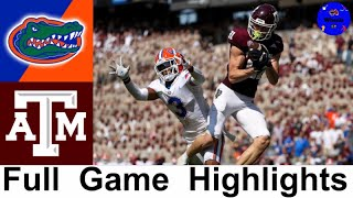#4 Florida vs #21 Texas A&M Highlights | College Football Week 6 | 2020 College Football Highlights