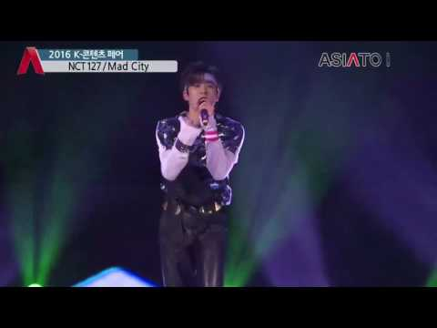 NCT 127 - MAD CITY LIVE PERFORMANCE