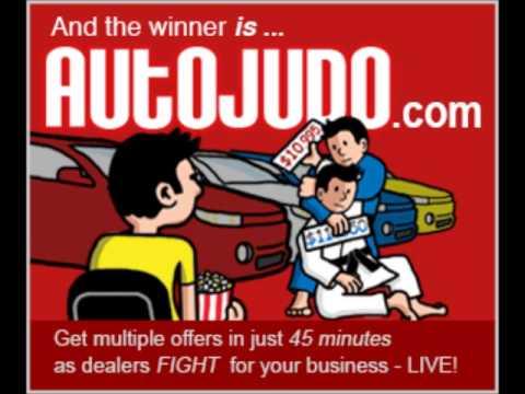AutoJudo Radio Commercial OC Infiniti