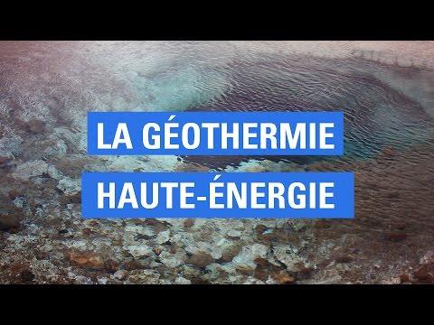 Exploiter les ressources du sous-sol grâce à la géothermie