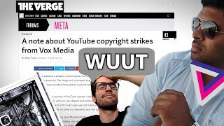 The Verge Plays the... Victim?