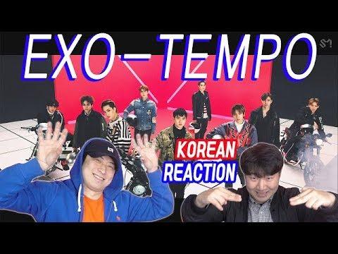 [ENG Speaking]🔥🔥 KOREAN BOYS React To EXO - TEMPO!!!!!!!