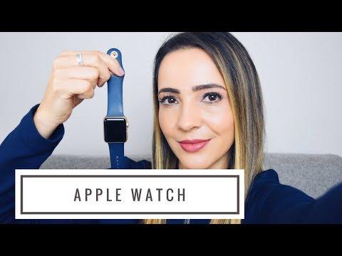 Minha experiência usando o Apple Watch Series 2