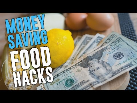 8 Money-Saving Food Hacks You Need To Try