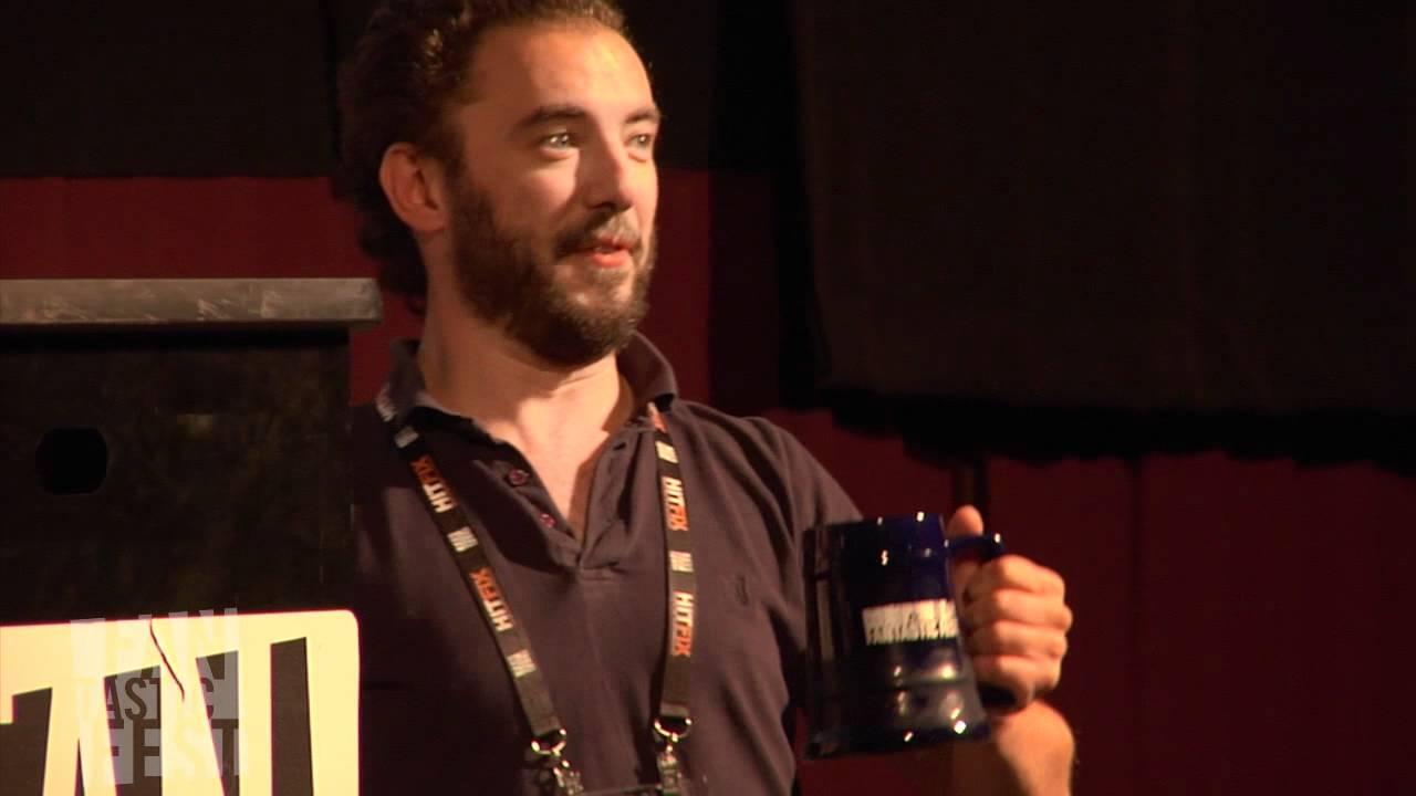 Fantastic Fest and Fandango present: BULLHEAD WINS AMD NEXT WAVE AWARD