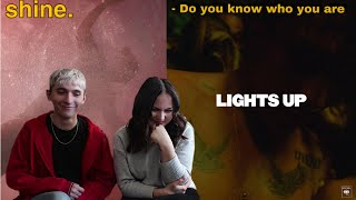 Harry Styles - Lights Up | REACTION |