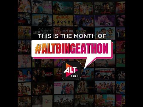 Get Your Binge Mode On!   #ALTBINGEATHON