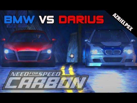 Nfs Carbon Bmw M3 Gtr Vs Dodge Challenger 10 Seconds Advance Hd