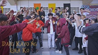 Daig Kayo Ng Lola Ko: The Brothers vs The Bulldogs's rap battle