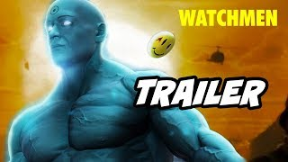 Watchmen Trailer - HBO Season 1 Episodes and Easter Eggs Breakdown
