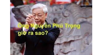Tin nóng: Tình hình sức khoẻ ông Nguyễn Phú Trọng - Bộ Ngoại giao nói gì?