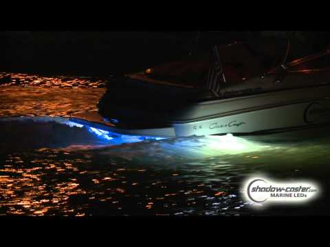 Shadow-Caster Marine LEDs - INTENSE Underwater Lighting