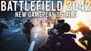 Battlefield 2042 NEW Gameplay Details - Crossplay, AI Soldiers and More!