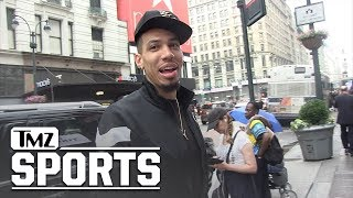 Danny Green Says 2nd NBA Title Is the Sweetest, Sorry Spurs! | TMZ Sports