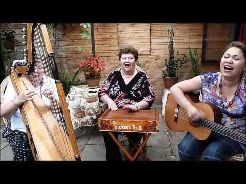 Las Morenitas - El Pañuelo (Cueca) [Chabelita, Fani y Mili]