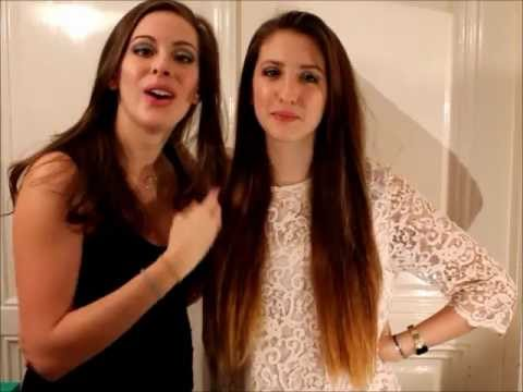 diy ombre hair tutorial deutsch youtube. Black Bedroom Furniture Sets. Home Design Ideas
